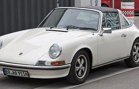 """Istorinis """"Porsche 911"""""""