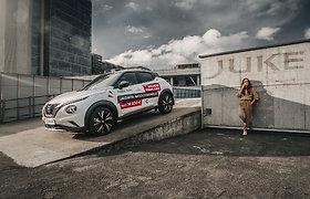 """Nissan Juke"" istorija"
