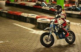 """Jaunųjų talentų kalvė: """"Superbike akademija"""" atveria vaikams kelius ir moko savarankiškumo"""