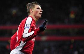 """Andrejus Aršavinas sausį iš """"Arsenal"""" kelsis į """"Reading"""""""