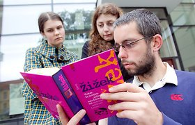 Vilniaus knygų festivalyje – rimta literatūra, bet laisva atmosfera