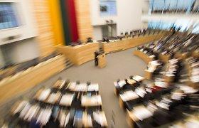 Sausio 12–13 dienomis Seime – atvirų durų valandos