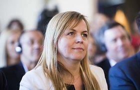 Milda Dargužaitė: Labai norėčiau, kad naujas aplinkos ministras būtų vyras
