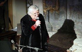 """Festivalio """"Tai – aš"""" pabaigos koncerte apdovanotas Virgis Stakėnas"""
