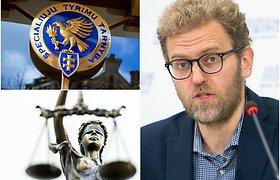 STT šantažo byla: teisiamuoju tapęs advokatas G.Danėlius teikia savo versiją