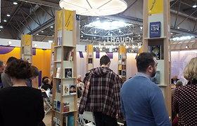 Lietuva tęsia pasakojimą tarptautinėje Leipcigo knygų mugėje