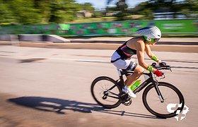 Tarp Veisiejų triatlono nugalėtojų – ir Europos penkiakovės čempionė