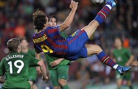 """Čempionų lygoje – """"Unirea"""" šventė ir """"Barcelona"""" bei """"Liverpool"""" ašaros (video, nuotraukos)"""