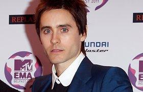 """""""30 Seconds to Mars"""" vokalistas Jaredas Leto išpeiktas už prastą stilių"""