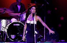 Atlikėja Amy Winehouse