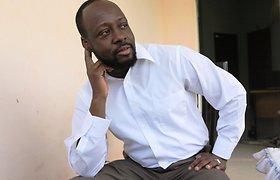 Wyclefas Jeanas buvo pašautas gimtinėje