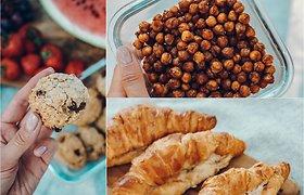 Tinklaraštininkė pataria, ką verta ruošti piknikui, ir 3 puikūs receptai