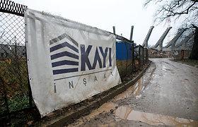 Kauno stadiono statybos: turkai tęsia protestą