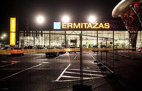 Prekybos centrai ruošiasi riboti lankytojų srautus: tveriamos automobilių stovėjimo aikštelės