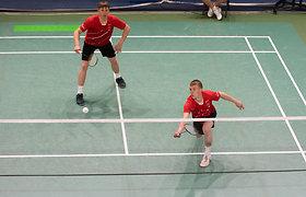 Kaune vyko Nacionalinės badmintono lygos finalas