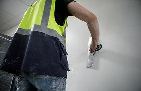 Kas antras lietuvis planuoja atnaujinti namus: kiek ketina išleisti?