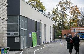 Zoologijos sode atidarytas gyvūnų gydymo pastatas