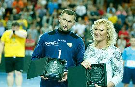 Arūnas Vaškevičius baigė karjerą rankinio rinktinėje