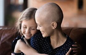 """Kviečia dalintis """"Gerumo lašeliais"""" su vėžiu sergančiais vaikais"""
