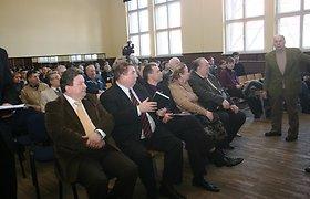 Dėl vietos po saule Seime kovos dar viena nauja partija