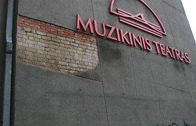 """Nutraukta """"LitCon"""" byla prieš Klaipėdos valstybinį muzikinį teatrą"""