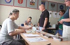 Klaipėdoje Seimo nariu išrinktas Naglis Puteikis