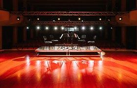 Klaipėdos koncertų salė kviečia į ekskursijas po repeticijas