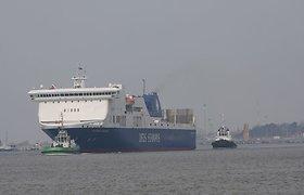 """Degusio """"Victoria Seaways"""" kelto keleiviai kranto dar nepasiekė, atšauktas vakarinis reisas Klaipėda-Kylis"""