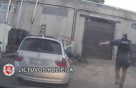 Kriminalinė Lietuva. Policijos operacija nuo Helsinkio, Londono iki Kauno: kilogramai narkotikų, ginklų ir vogtų daiktų