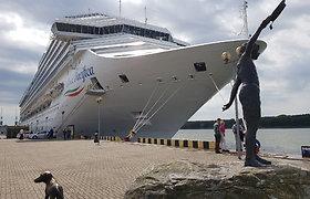 Pirmojo šiemet kruizų laivo Klaipėdoje tikimasi liepą