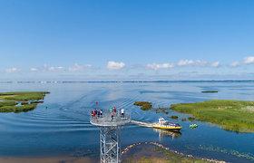 Drevernos uostas: ramybės oazė Pamaryje