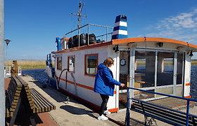 Pamario žavesys: Drevernos uostas ruošiasi sezono įkarščiui