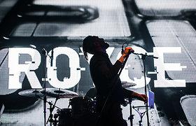 """Grupės """"Royce"""" koncertų akimirkos"""