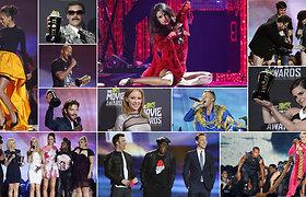 """MTV kino apdovanojimuose įvertinimo sulaukė """"Keršytojai"""", """"Optimisto istorija"""" ir """"Ištrūkęs Džango"""""""