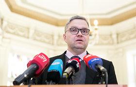 V.Vasiliausko kadencija baigiasi mažiau nei po mėnesio, tačiau kandidato į Lietuvos banko vadovus dar nėra. Kodėl?