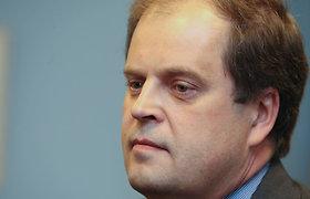 Specialioji komisija siūlo Seimui leisti naikinti kyšininkavimu įtariamo Ryšardo Skirtuno neliečiamybę