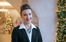 """""""Atvirai su vadovu"""": Baltijos baleto teatro vadovė Marija Simona Šimulynaitė"""