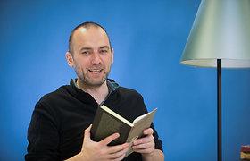 """Viktoras Bachmetjevas: """"Filosofui knygų biblioteka yra jo laboratorija"""""""