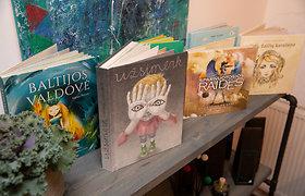 Eglė Jokužytė ir jos išleistos knygos, pritaikytos ir neregiams vaikams