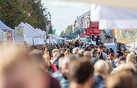 Šį savaitgalį Vilniuje – Tautų mugė