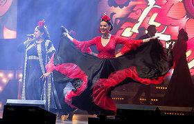 """""""Gypsy Fest"""" 2020 koncertas"""