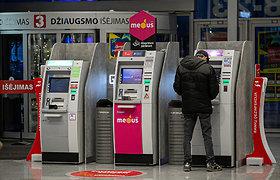Lietuvos verslas už kai kurias paslaugas bankams sumoka du tris kartus daugiau nei Estijos ar Lenkijos bendrovės