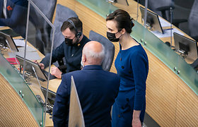 Nepaisant karantino, parlamentinei veiklai Seimo nariai išleido per ketvirtį milijono
