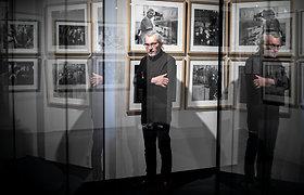 """Arūno Baltėno fotografijų paroda """"Darbai ir gyvenimai"""""""