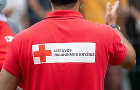 Raudonajame Kryžiuje dirbantis Abdulla: mes padedame, o ne sprendžiame, kas teisus ir kas ne