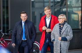Vilniaus miesto savivaldybė pasirašė 160 mln. eurų vertės Nacionalinio stadiono koncesijos sutartį