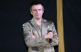 Marius Jampolskis vos neužduso per laidos filmavimą