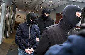 """Anglijoje sučiuptas nuo teisėsaugos besislapstęs pavojingas """"Kamuolinių"""" grupuotės narys"""