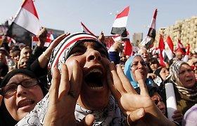 Egiptas po revoliucijos: pavargęs, bet nepraradęs vilties