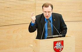 Konservatorių rinkimų sąrąše Naglis Puteikis, Rytas Kupčinskas ir Jonas Šimėnas nustumti į žemesnes vietas